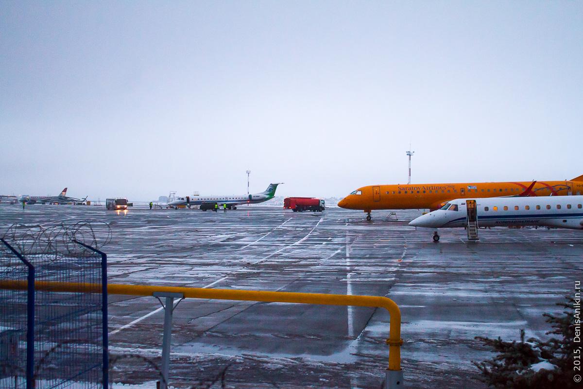 Red Wings начали полёты в Саратов 11
