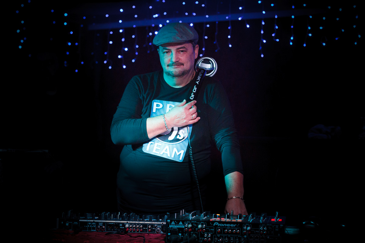 DJ Funky JOJO 4