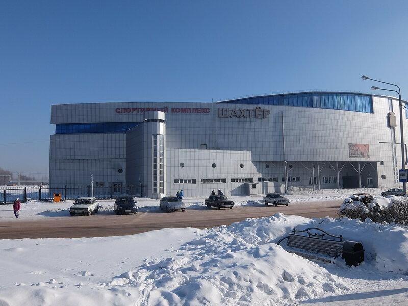 Киселевск - Стадион Шахтер