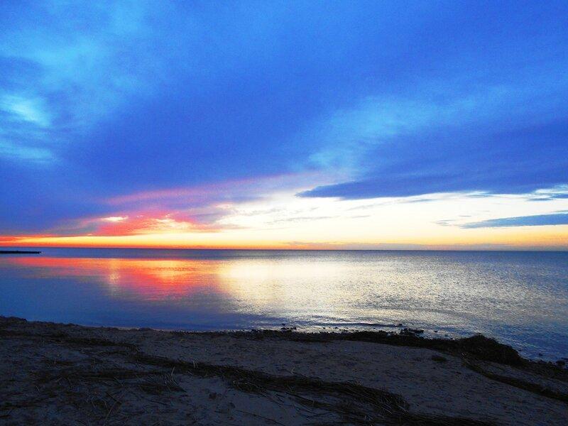 Вечер, у моря, у линии береговой ... DSCN3456.JPG