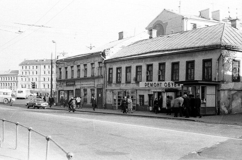 92902 Улица Герцена (Большая Никитская) 1971 В.Бескоравайный.jpg