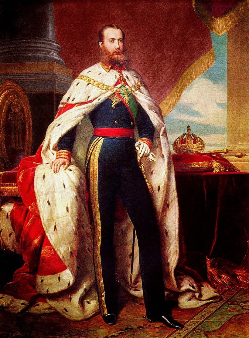 https://upload.wikimedia.org/wikipedia/commons/thumb/f/f8/Emperador_Maximiliano_I_de_Mexico.jpg/800px-Emperador_Maximiliano_I_de_Mexico.jpg
