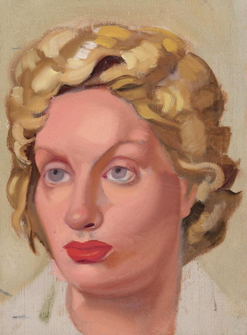 Соблазнительная блондинка в возрасте частное