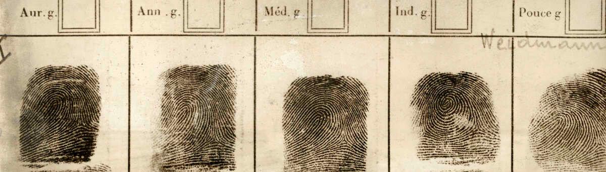28. Отпечатки пальцев серийного убийцы