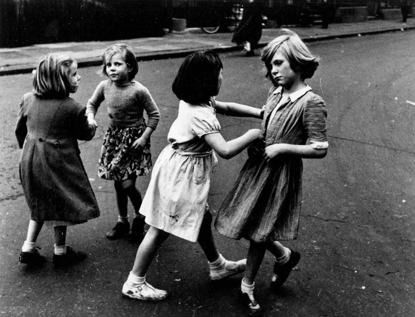 1956. Дети танцуют джайв