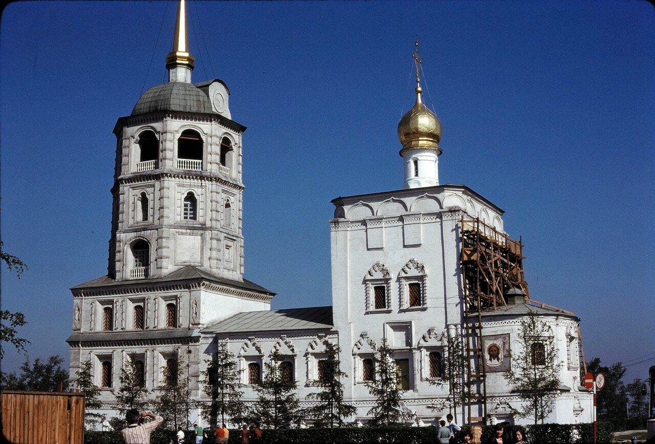 Иркутск. Спасская Церковь