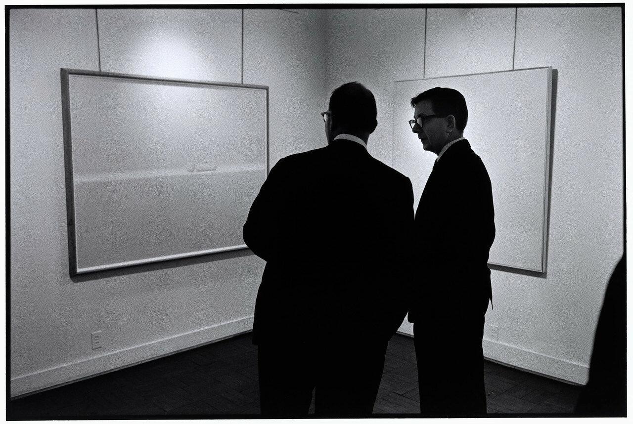 1963. Нью-Йорк. Галерея на 57-ой стрит