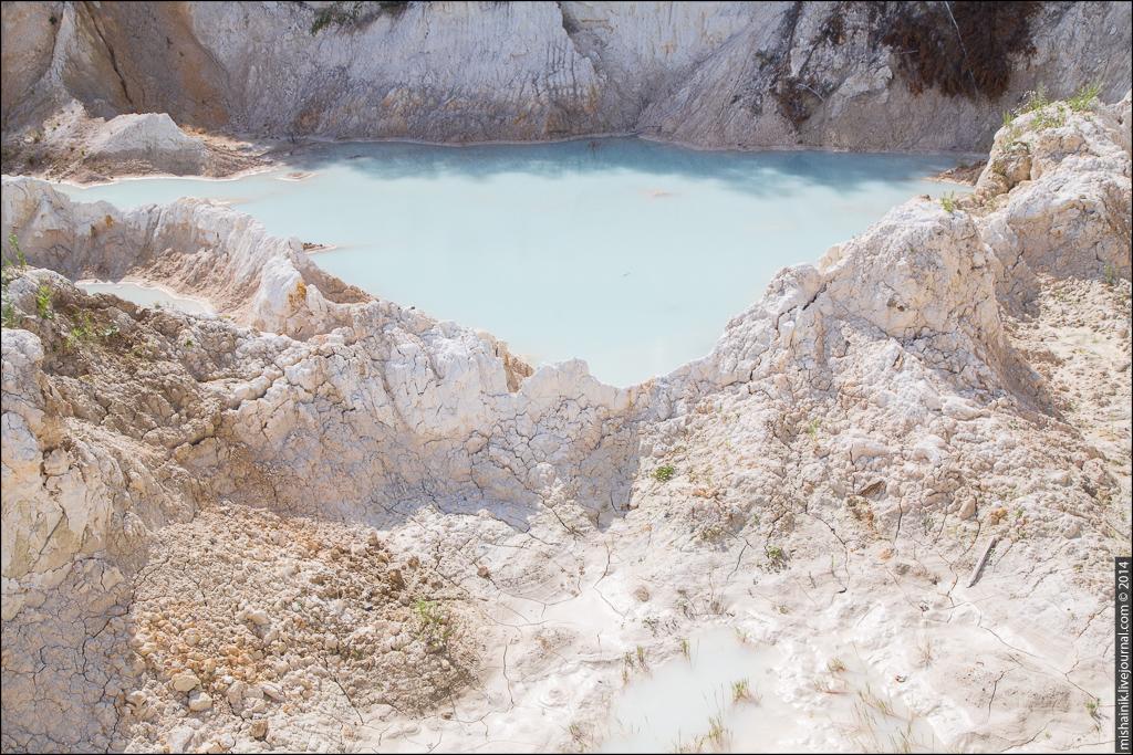 Кыштымский каолиновый рудник