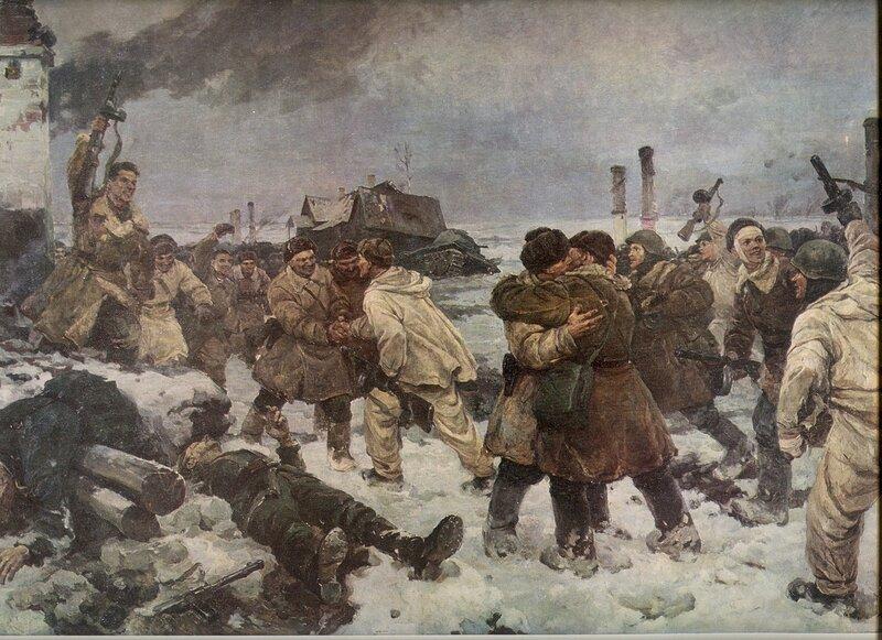 «Красная звезда», 20 января 1943 года, Прорыв блокады Ленинграда