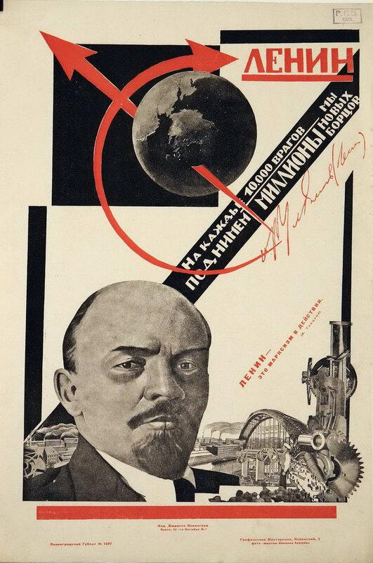 Троцкий о Ленине