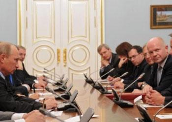 Кэмерон призывает Европу противостоять Путину
