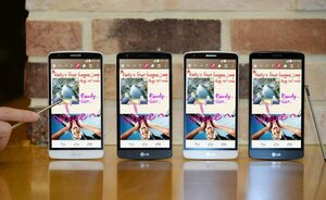LG анонсировала смартфон G3 Stylus