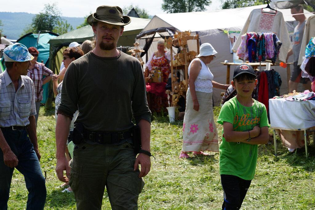 Кузнечный фестиваль Пороги - 2014
