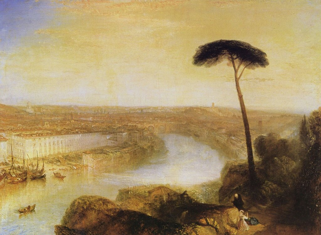 Rome, from Mount Aventine, 1836.jpg