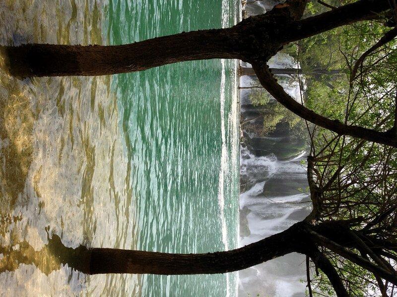 водопад Кравице в Боснии и Герцеговине