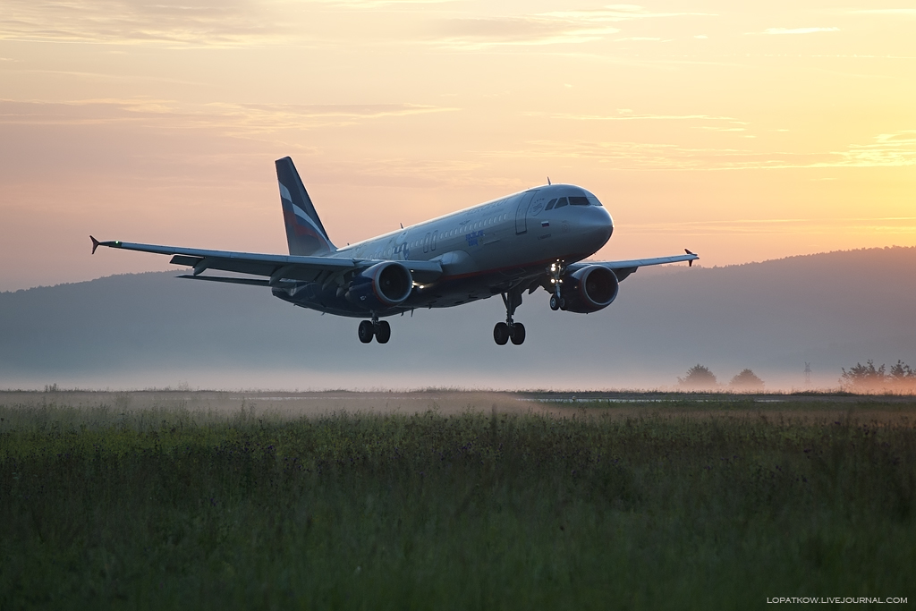 Аэропорт Новокузнецк.