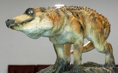 Сухопутный крокодил