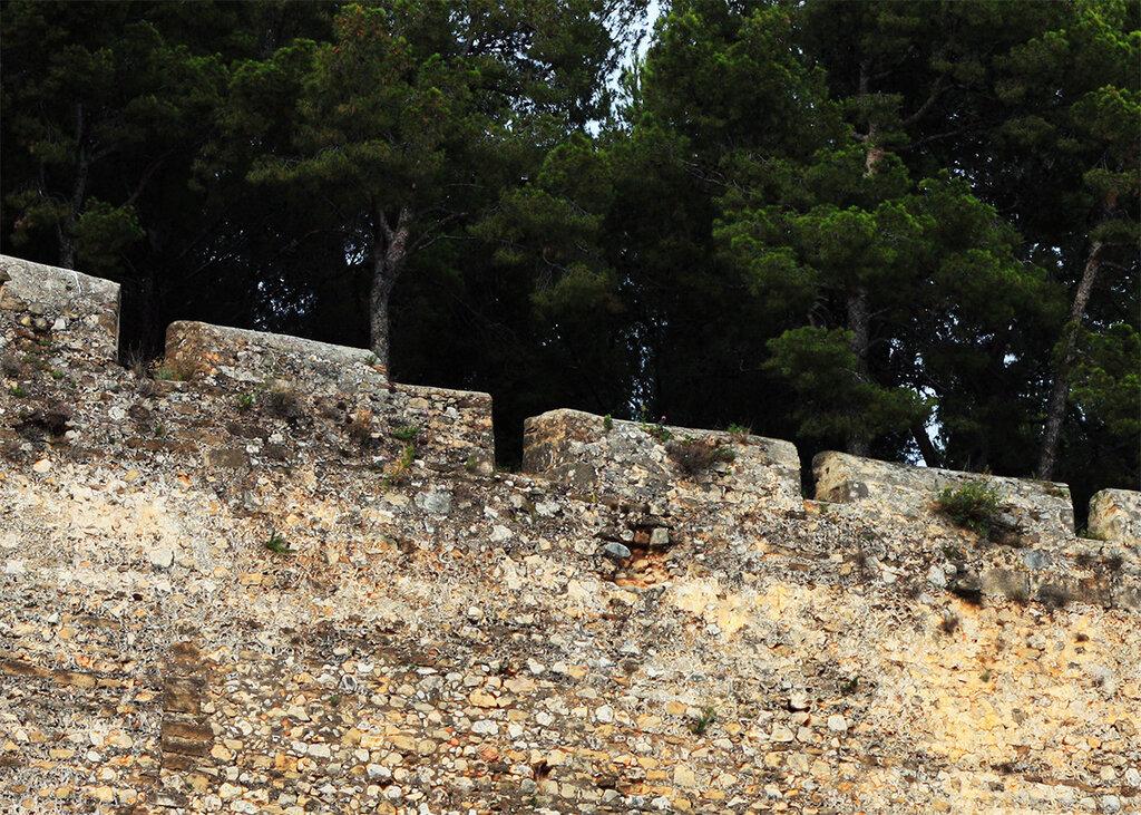 Мирная крепость