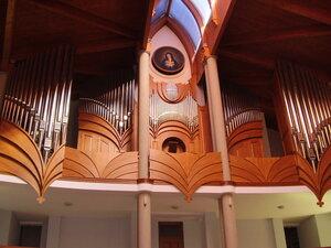 Венгрия, Хевиз, церковь
