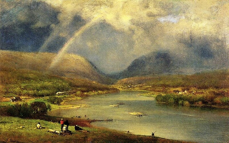 Inness George. The Deleware Water Gap