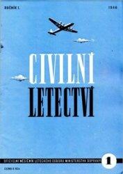 Civilni letectvi 1946-01