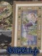 Книга Вышивка крестом. Коллекция схем - Русалки