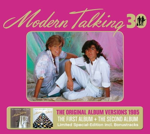 Modern Talking (Dieter Bohlen, Thomas Anders, etc.) - Страница 3 0_12beb8_2c787ee5_L