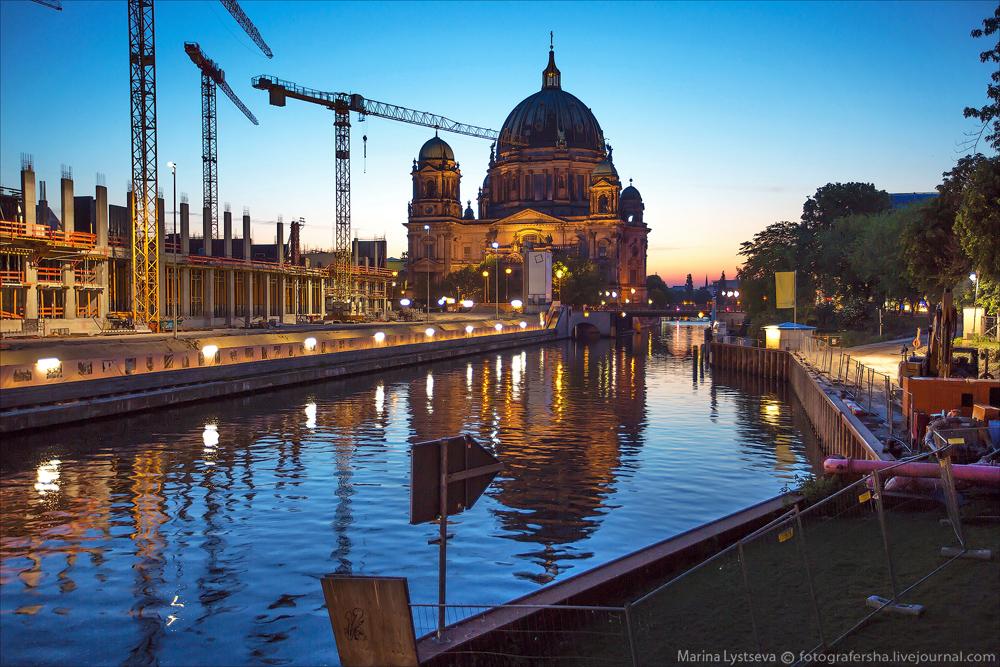 Вечерний Берлин