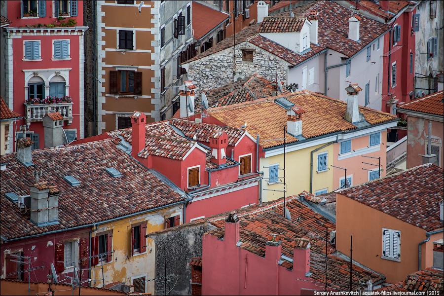 Балканские крыши / Balkan roof