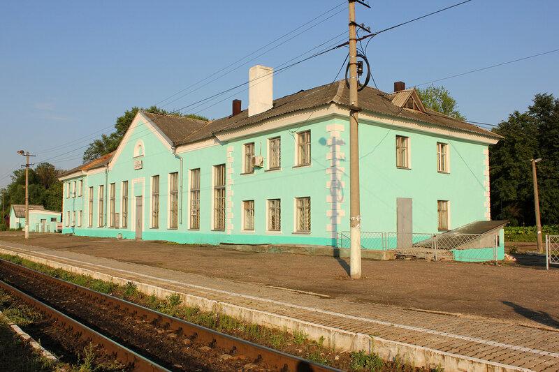 Вокзал Ржев-Белорусский