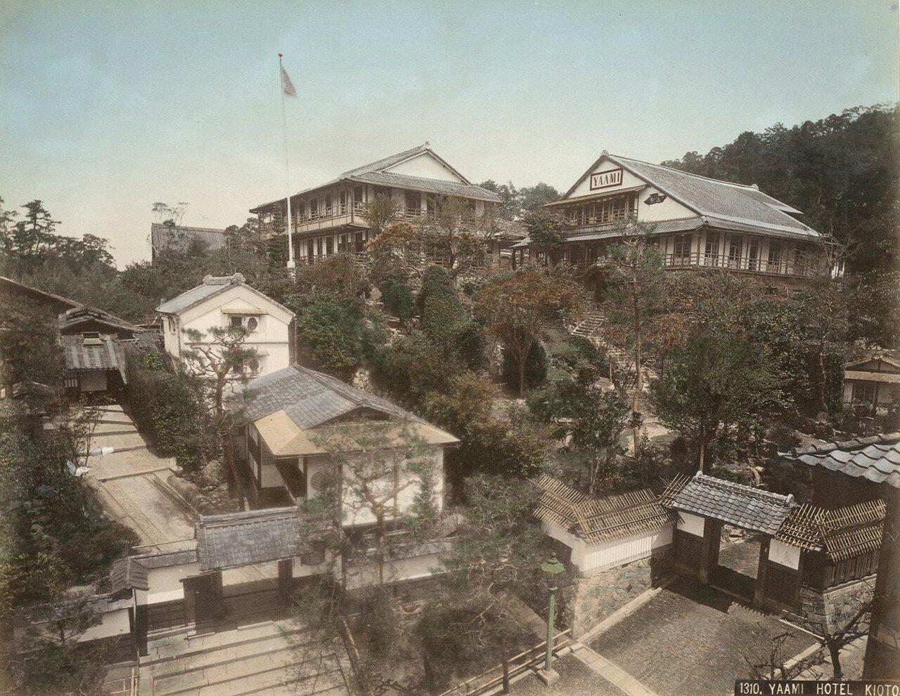 Киото. Отель Ями