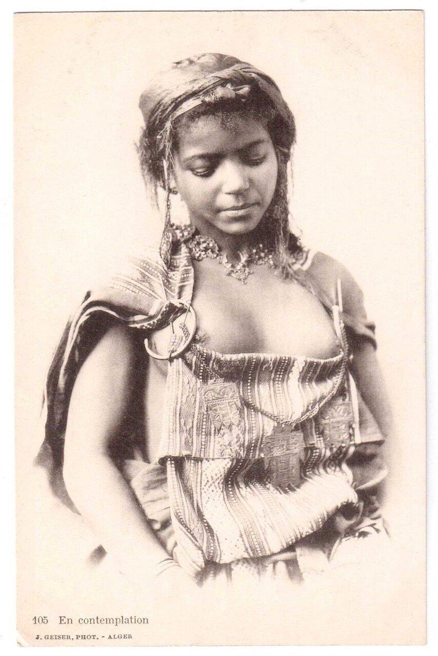 1900. Мавританка