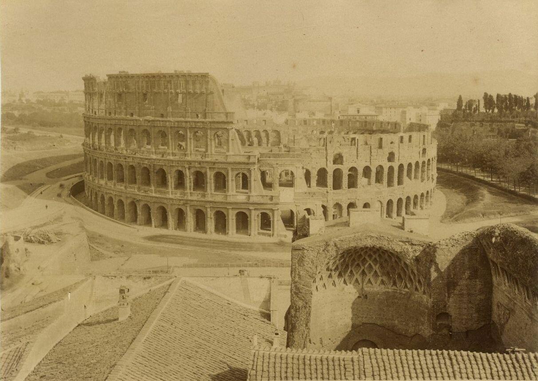 Колизей. 1875