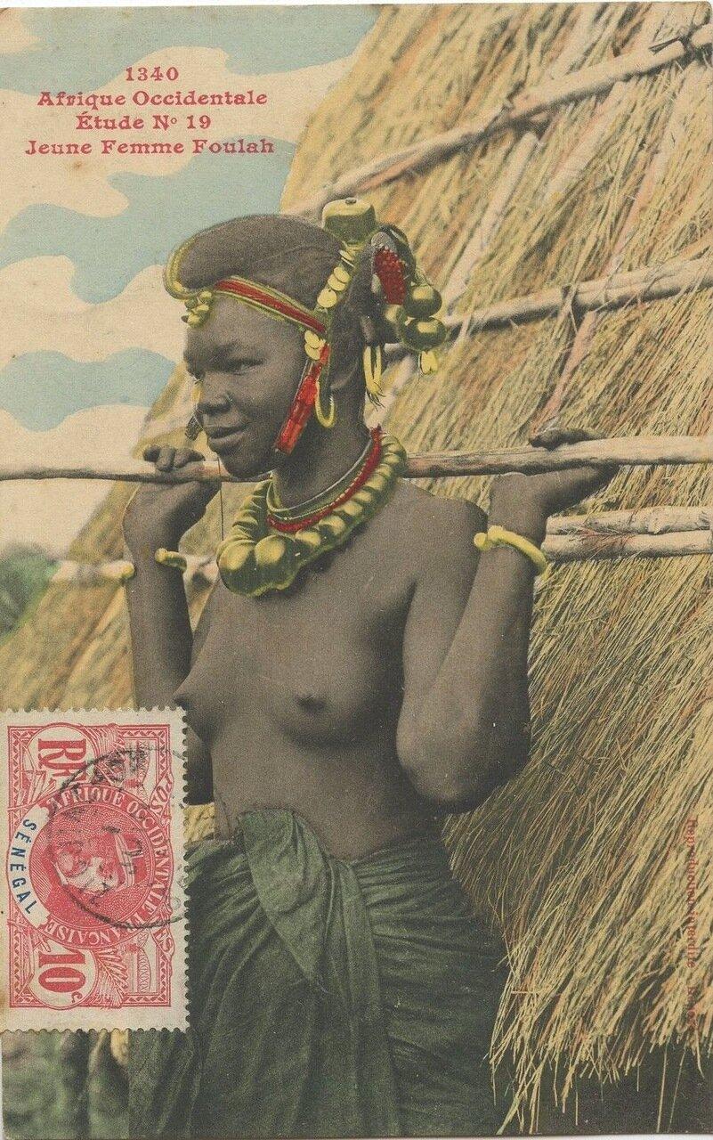 1340. Женщина народа фула