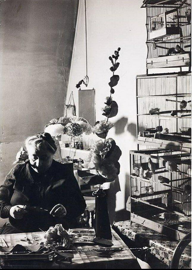 1946. Мадемуазель Мариньи