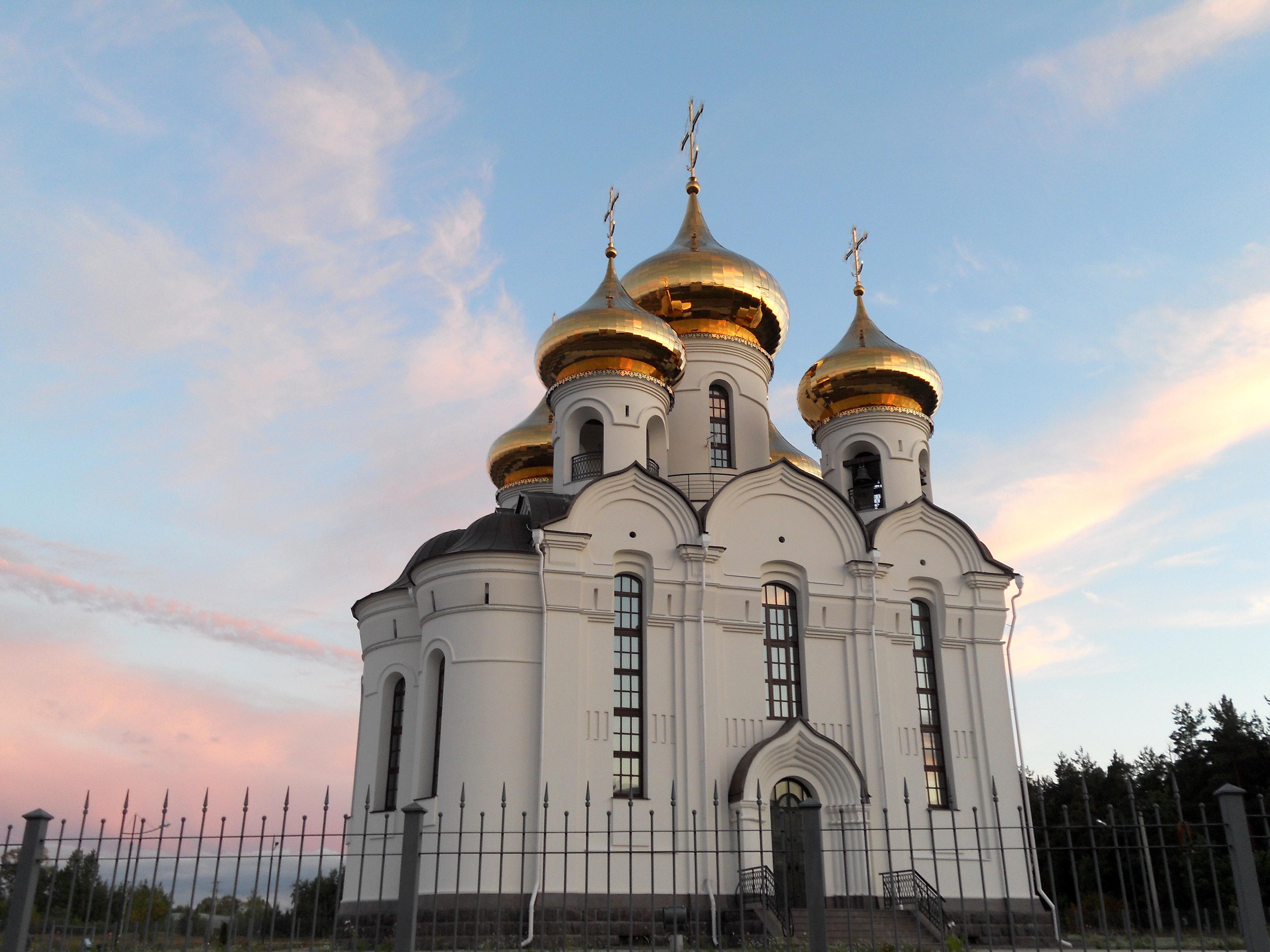 Тверь. Церковь Александра Невского в Чайке.