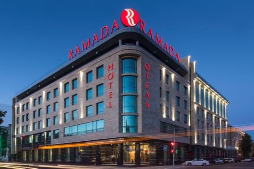 """Фото отеля """"Рамада"""" 4 * (Казань)"""
