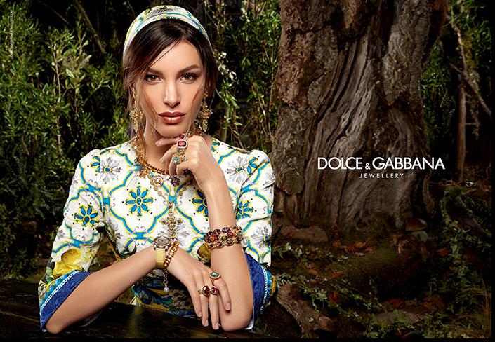 Dolce & Gabbana jewellery