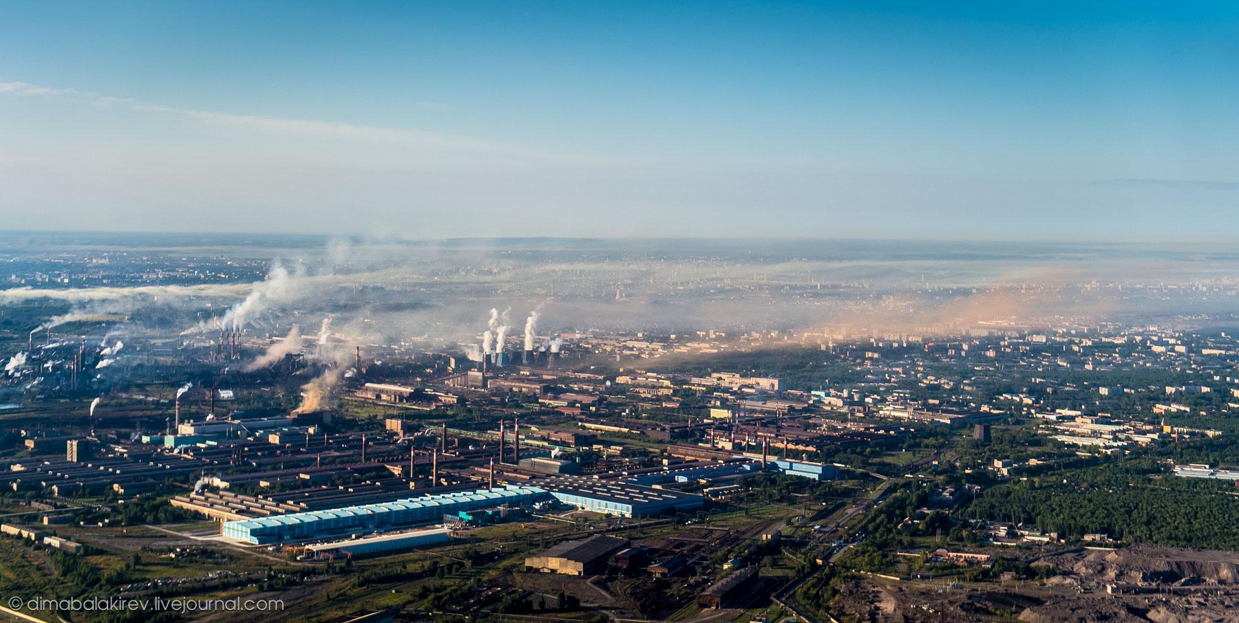 Опять про экологию Челябинск