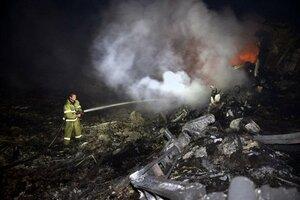 Malaysia Airlines уточнила число пассажиров разбившегося «Боинга»