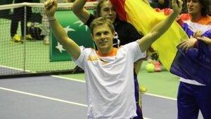 """Раду Албот вошёл в историю, сумев квалифицироваться в """"US Open"""""""