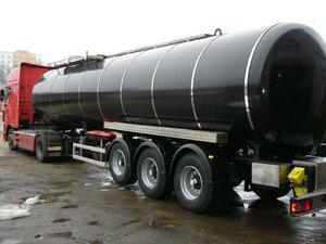 Полуприцепы-цистерны (ППЦ) для перевозки наливных грузов