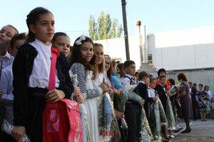 В школах Молдовы прозвенел первый звонок на урок