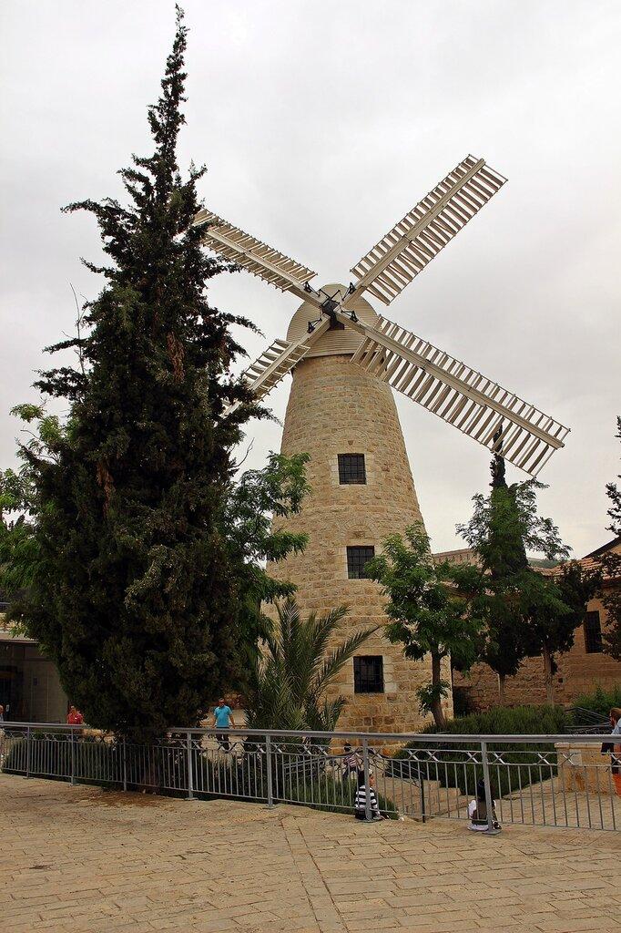 Мельница Монтифиори, Иерусалим