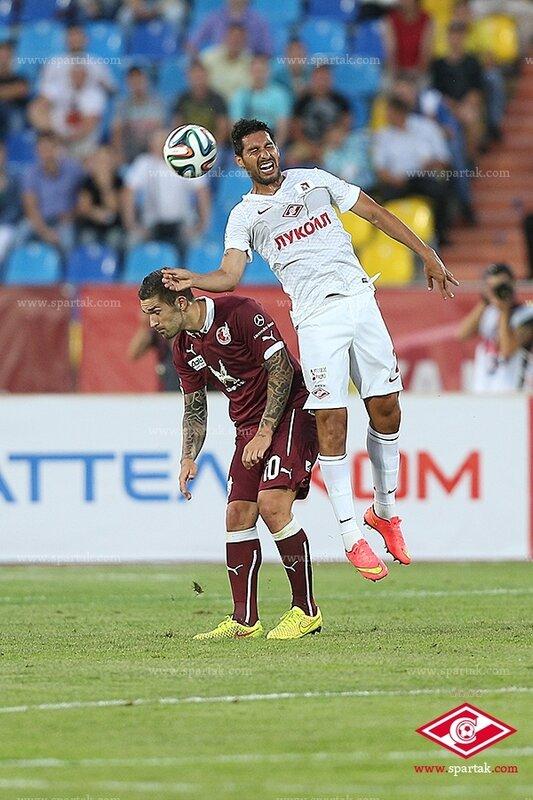 «Рубин» vs «Спартак» 0:4 Премьер-лига 2014-2015 (Фото)