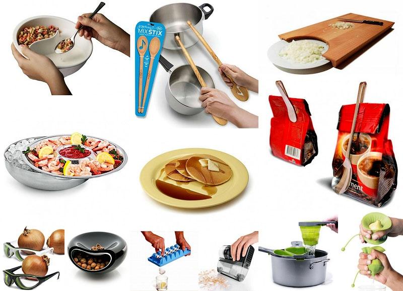 Интересные и полезные изобретения для кухни