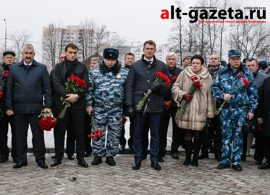 15 лет гибели бойцов Сергиево-Посадского ОМОНа