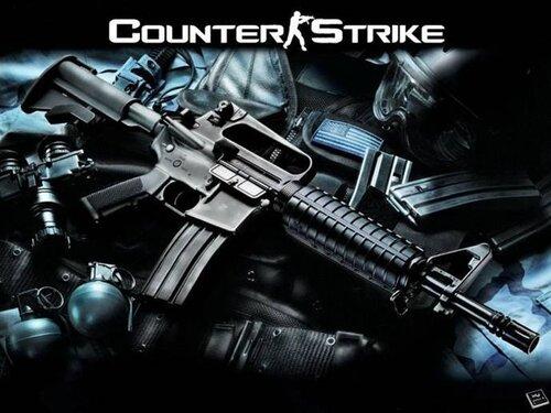 Описание игры Counter–Strike