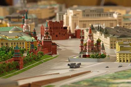 Масштабный макет столицы появится на ВДНХ