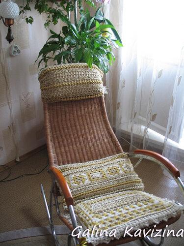 Дизайнерские идеи и милые уютности: кресла, стулья, пуфы, лампы, часы...  - Страница 3 0_10795d_44d5c1ed_L
